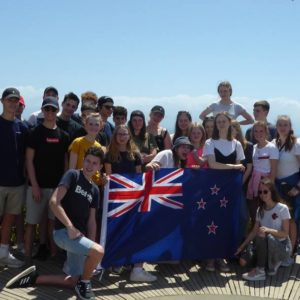 Group Picture Center of New Zealand
