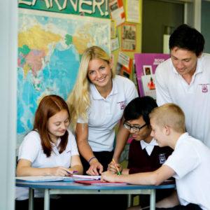 Schule in Neuseeland - Lernen
