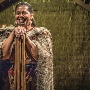 Warum Neuseeland - Maori