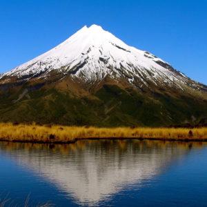 Warum Neuseeland - Taranaki
