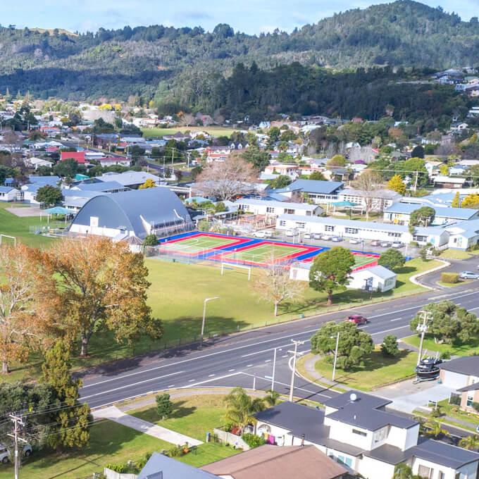 Basis - Whangamata School Grounds