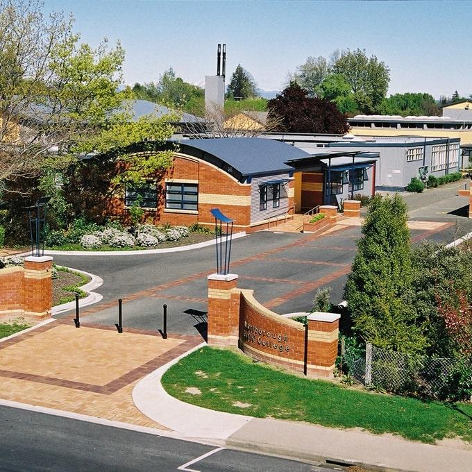 Select Plus - Marlborough Girls College