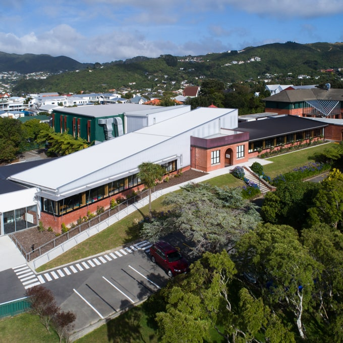 Select Plus - Samuel Marsden Collegiate School