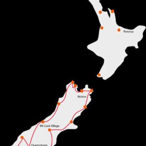 Elternreisen - Südinsel