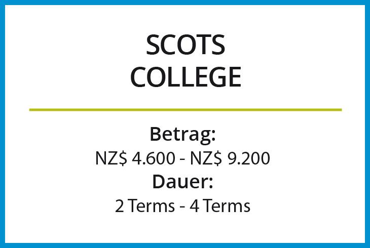 Stipendium Scots College