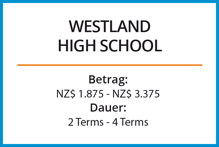 Stipendium Westland High School