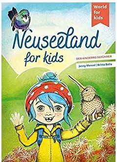 Buchtitel Neuseeland for Kids